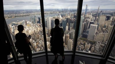 Empire State Building unveils new 102nd-floor observatory
