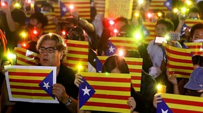Tsunami Democratic group calls for more Spain protests