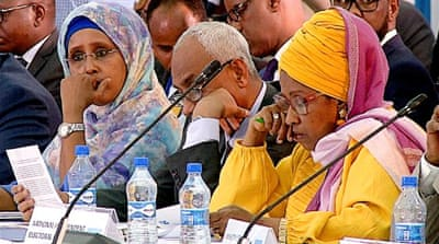 Somalia security meeting: Delegates discuss AU troop withdrawal