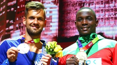 IAAF World Athletics Championships conclude in Doha