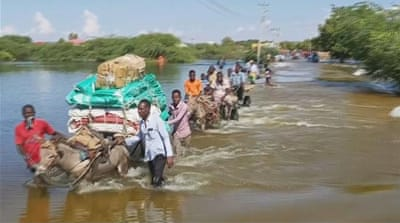 More than 270,000 displaced by deadly Somalia floods