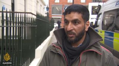 Bahraini dissident says embassy staff tried to kill him