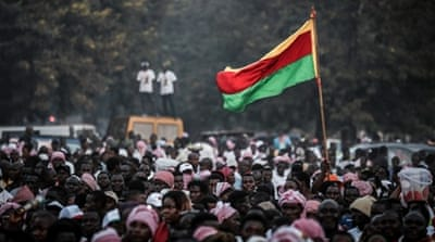 Guinea-Bissau's presidential candidates wrap up campaigns