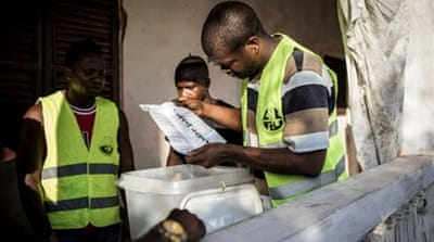 Guinea-Bissau election: Vote count for presidential poll starts