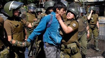 HRW calls for urgent police reform in Chile to address abuses
