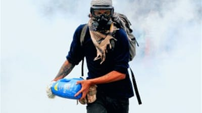 Chile protests: Experts say tear gas poses serious harm
