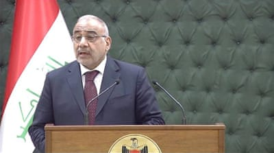 Iraq's government misses deadline for reforms
