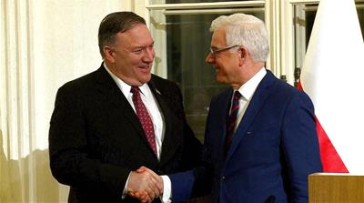 US-Poland summit: Many nations snubbing meet