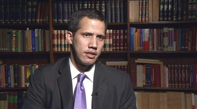 Venezuela's Guaido rejects mediation offer from EU, Russia