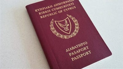 Cyprus 'golden passports' bring Russians into the EU