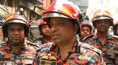 Dhaka fire: Bangladesh calls off rescue operation