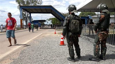 Venezuela-Brazil border violence: Reports of at least 25 killed