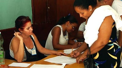 Cuba referendum: Results expected Monday