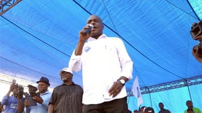 DR Congo elections: Fayulu calls for peaceful resistance