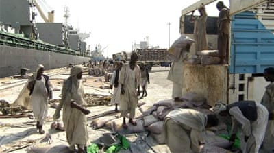 Port Sudan workers' union angry with takeover deal