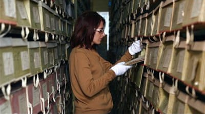 Georgia's historians fight against censorship of Soviet archives
