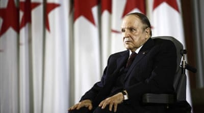 Looking at the political life of Algeria's Abdelaziz Bouteflika