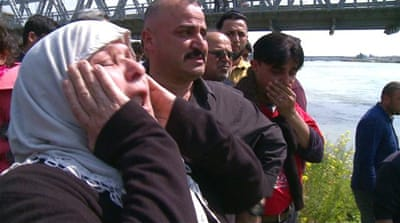 Iraq ferry disaster: Mourning and anger in Mosul
