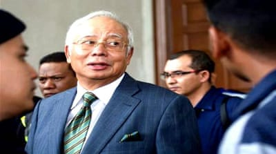Malaysia: Ex-PM Najib Razak to face trial over corruption charges