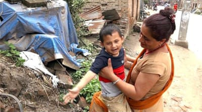 Nepal earthquake: Four years on, people await reconstruction
