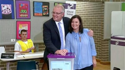 Australia: Surprise victory for governing coalition