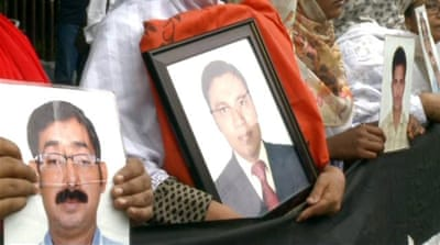 Bangladesh's disappeared families demand release of detainees