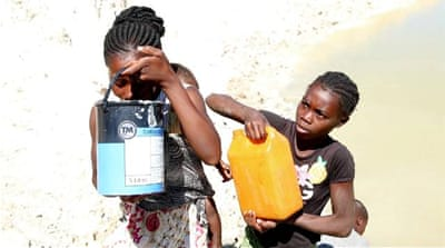 Angola drought: Millions struggle for food