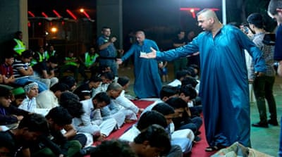 Mheibes: Iraq's Ramadan ring game returns after ISIL's defeat