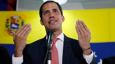 Venezuela crisis: Guaido's envoys accused of embezzling aid funds