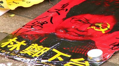 Hong Kong protests: Religious leaders stand with protesters