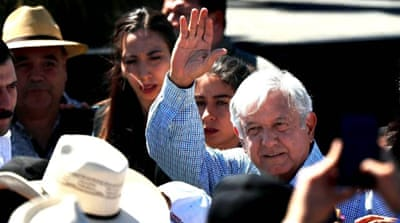 Mexico's president vows to curb crime with social programmes