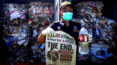 Indonesia to send waste back to Australia