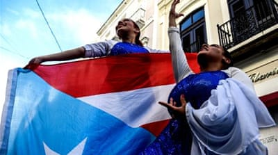 Puerto Rico protests:  Calls for governor to resign