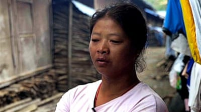 Myanmar's women trafficked to China at risk of sexual violence