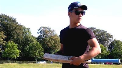 Cricket in Sweden: Afghan refugees boost player numbers