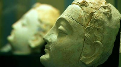 Afghanistan National Museum: Experts work to restore lost legacy