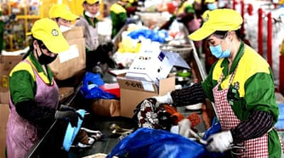 Shanghai imposes strict new recycling rules