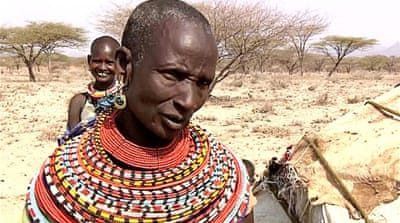 Kenya drought: More than a million people face starvation