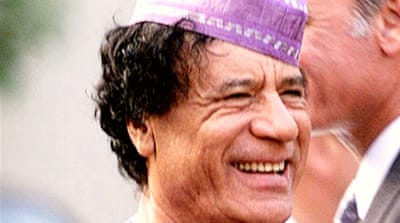 50 years since Gaddafi came to power