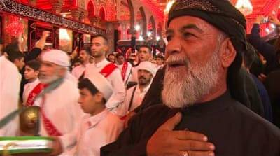 Ashoura commemorations: Iraq struggles with influx of people