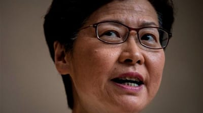 Hong Kong protests: Carrie Lam holds open dialogue with people