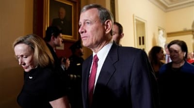 Trump impeachment: Chief Justice Roberts to preside over trial