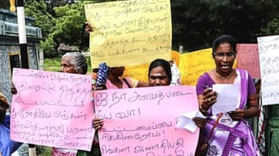 Sri Lanka's Tamils fear discrimination under new president