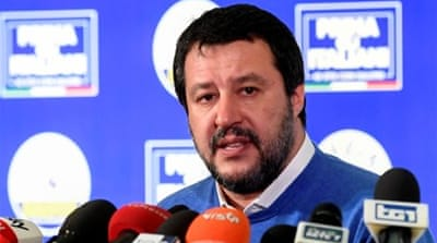 Italy regional elections: Salvini fails in left-wing stronghold