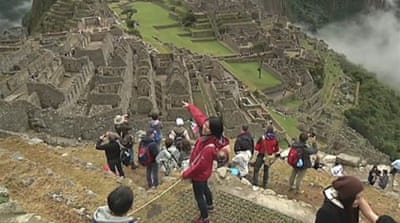 Machu Picchu rubbish crisis threatens UNESCO heritage site