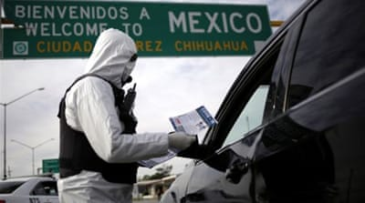 Latin American countries take varying measures to contain virus