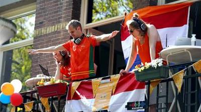 Netherlands' King's Day: Celebrations toned down over COVID-19