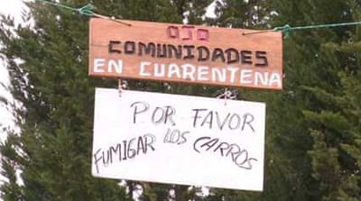 Ecuador: Indigenous community use tradition to keep COVID-19 out