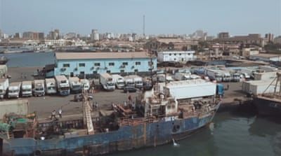 Senegalese worried over Chinese companies' fishing licences