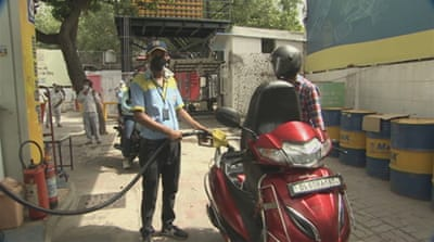 India's fuel prices at the pumps rise despite low oil prices